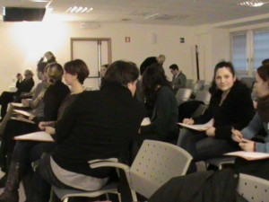 On Scene_Promotion Workshop Firenze 21 Novembre 2013